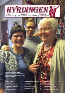 Les nr 3 av Hyrdingen 2018, juni nummeret, her