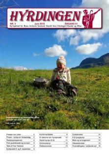 Les nr 3 av Hyrdingen 2019, juni-nummeret, her
